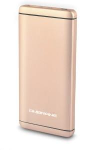 Ambrane Plush PQ-800 Quick Charge C-Port  8000 mAh Power Bank