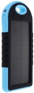 HashTag Glam 4 Gadgets HT SOLAR844 Water Resistant  5000 mAh Power Bank