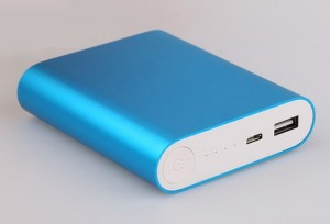Cuba GJ 137878 USB Portable Power Supply 15000 mAh Power Bank