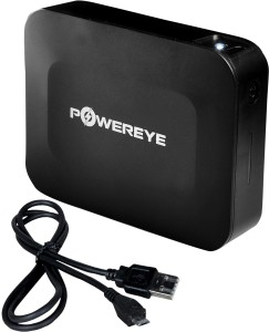 Powereye PB-064BL Stylish  10400 mAh Power Bank
