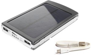 Benison India Light01 ™ Turbo Solar Power bank with 20 LED 13000 mAh Power Bank