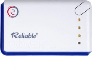 Reliable RBL 005  with 2 Usb And Torch 13000 mAh Power Bank