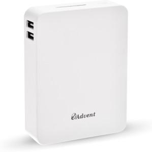 Advent E380-W Portable Charger 8800 mAh Power Bank