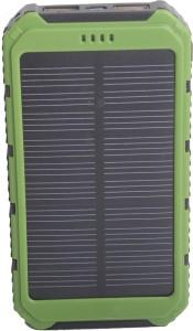 Callmate Solar plastic 12000 mAh Power Bank