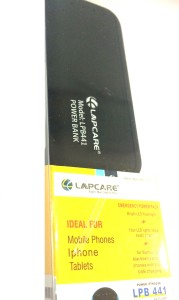 Lapcare LOPBBL5004 Lpb-441 4400 mAh Power Bank