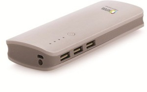 Xuperb Mega-130 (White,Grey) 13000 mAh Power Bank