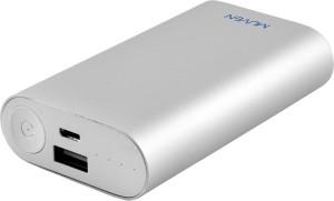Muven M200_Silver Portable Charger 5200 mAh Power Bank