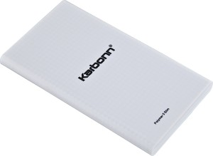 Karbonn . Polymer 5 Slim  5000 mAh Power Bank