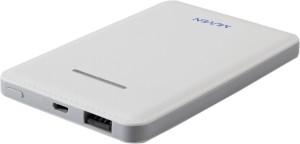 Muven X-8_Grey Ultra Slim Portable Charger 4000 mAh Power Bank