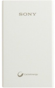 Sony cp-v6/wc in 6100 mAh Power Bank