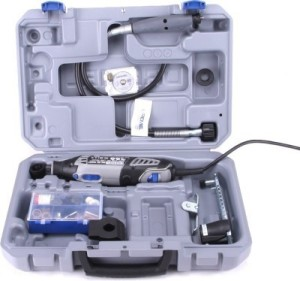 Dremel Power & Hand Tool Kit