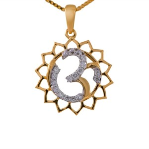 Joyalukkas pride diamond collection pendant 18kt yellow gold pendant joyalukkas pride diamond collection pendant 18kt yellow gold pendant aloadofball Image collections