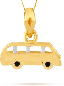 TBZ TheOriginal Kids 22kt Yellow Gold Pendant