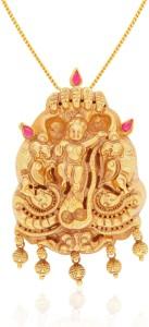 Malabar Gold and Diamonds Divine 22kt Yellow Gold Pendant