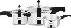 Leo Natura Eco 2 L, 3 L, 5 L Pressure Cooker