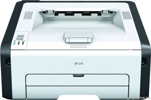 Ricoh SP 210 Single Function Printer