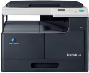 KONIKA MINOLTA bizhub 164 16 ppm Multiprofession Printer Multi-function Printer