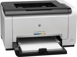 HP LaserJet Pro CP1025 Single Function Printer