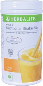 Herbalife Formula1 Nutritional Shake Mix Protein Blends ( 500 g Mango )