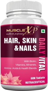 MuscleXP Biotin Hair, Skin & Nails