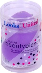 Looks United Multi Purpose Puff Makeup Beauty Foundation Sponge Blender