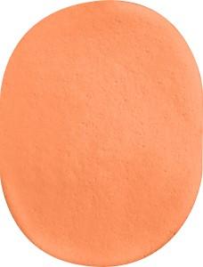 Panache Face Wash Sponge, Mild Orange
