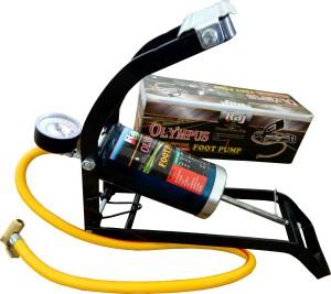 Raj Olympus Air Pump Car, Bicycle, Motorcycle Pump