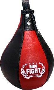 Ring Fight Leather Speed Bag