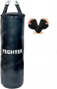 Fighter SYNTHETIC LEATHER Hanging Bag