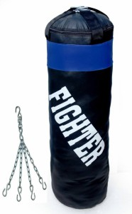 Fighter SUPER HEAVY PUNCHING BAG WITH CHAIN Banana Bag