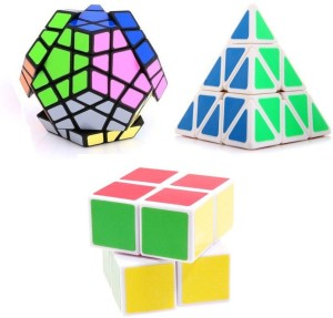 Toys & Hobbies Magic Cubes Yj Yongjun Moyu Triangle Pyramid Magic Cube Speed Puzzle Cubes Educational Twist Toy Special Toys Spare No Cost At Any Cost