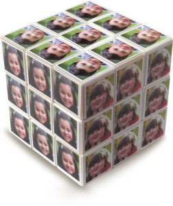 Presto Personalised Rubix Cube For Gift To Your Brother Sister Friend Son Daughter Birthday