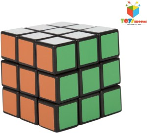 Toys Bhoomi 3x3x3 Professional Speed Cube - Full Pack6 Pieces