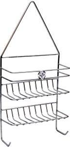 Zecado Shower Rack Stainless Steel Wall Shelf