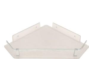 Zahab Unbreakable Shelve Acrylic Wall Shelf