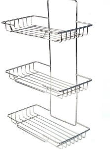Kitchen Design Spice Rack Wall Mounting Stainless Steel Wall Shelf