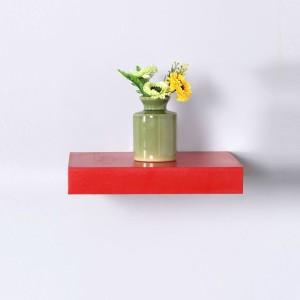 DriftingWood Set Top Box/TV Wooden Wall Shelf