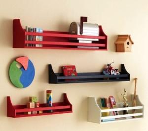 The New Look Steel Wall Shelf