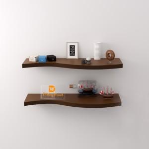 DriftingWood Wooden Wall Shelf