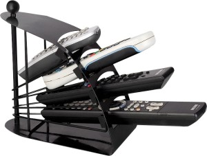 Action World Remote Stand Iron Wall Shelf