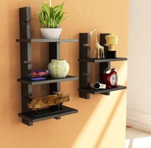 Decorhand Wooden Wall Shelf