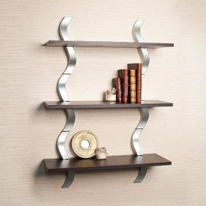 New Look Wooden Wall Shelf