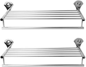 Handy Stainless Steel Wall Shelf