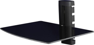 Mounts XLNC Mounts XLNC STB0002 Glass Wall Shelf