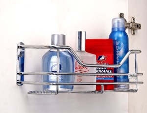 Sterling High End Stainless Steel Wall Shelf
