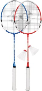 Franklin Sports 2 Player Badminton Set G4 Strung