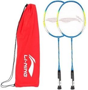 Li-Ning Li-Ning Badminton Racquet Basic Q series With Cover G4 Strung
