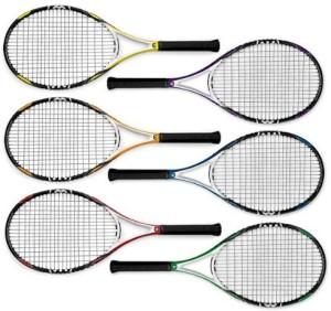 MAC-T PE08778 Motion Partner Tennis Racket G4 Strung