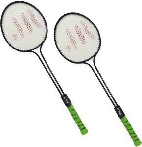 Sunley roxon jr polo double shaft racket set 6 Strung