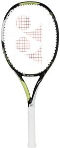 Yonex EZONE Ai Lite Black and Lime Tennis Racquet G4 Strung
